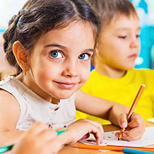 Kindergarten Daycare Class In Pearland, TX