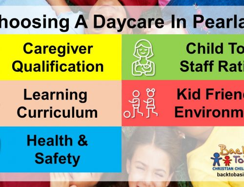 What to Look For When Choosing A Daycare In Pearland