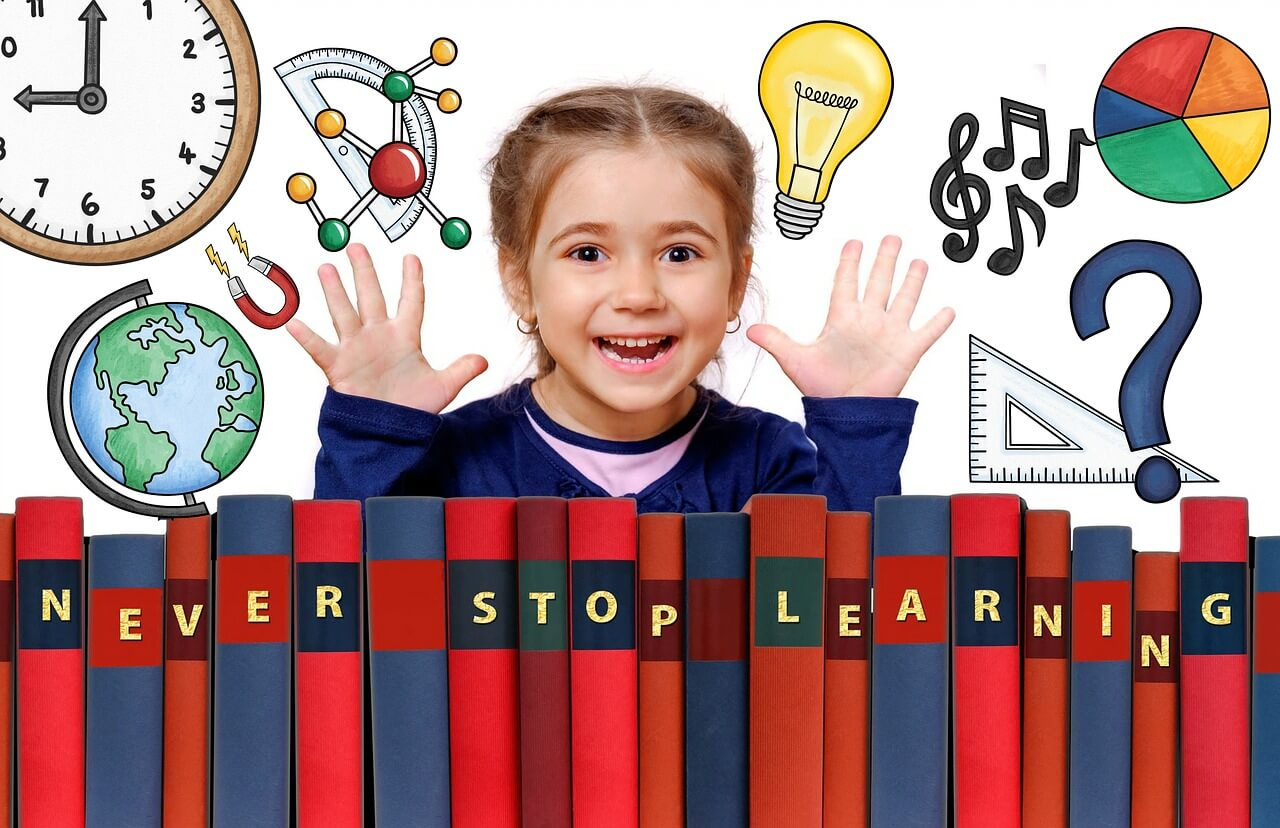 5 Stages of Child Development - Back To Basic | Best Daycare Center In Pearland, Texas