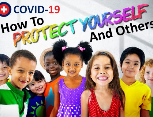 COVID19 How To Protect Yourself And Others