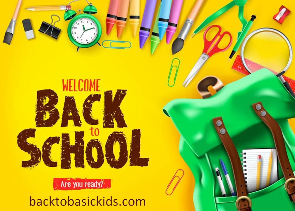 Back To School Pearland 2020
